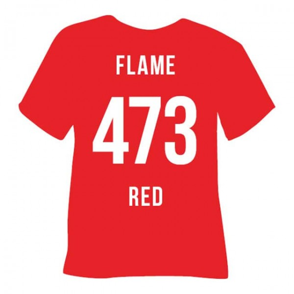 Poli-Flex Premium 473 | Flame Red