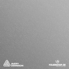 Avery Dennison® Supreme Wrapping™ Film | Satin Metallic Space Silver | BV3000001