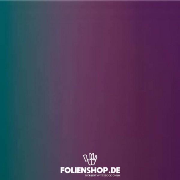 Avery Dennison® Supreme Wrapping Film | ColorFlow | Satin Lightning Ridge (Purple / Green) | BJ1080001