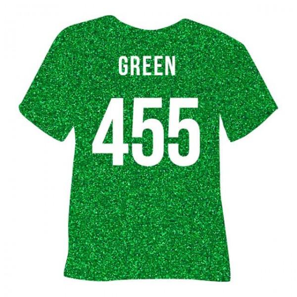 Poli-Flex Pearl Glitter 455 | Green