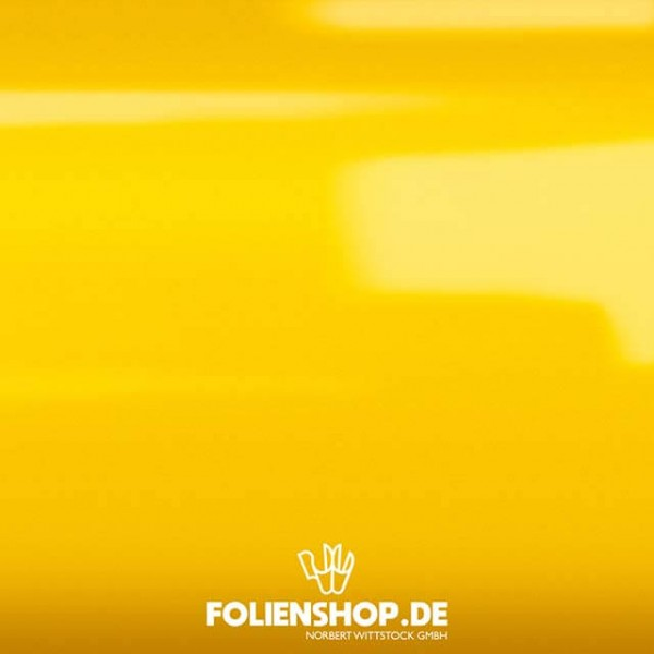 3M™ Wrap Film 2080-G55 Gloss Lucid Yellow