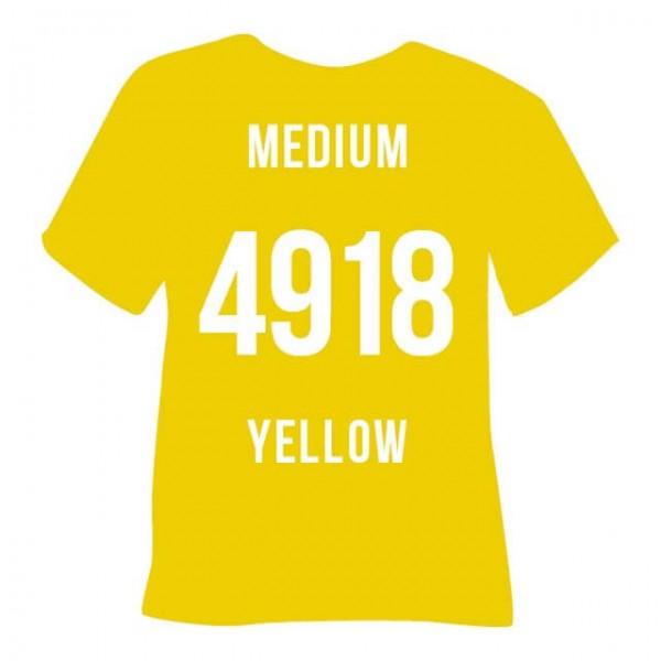 POLI-FLEX® TURBO 4918   Medium Yellow