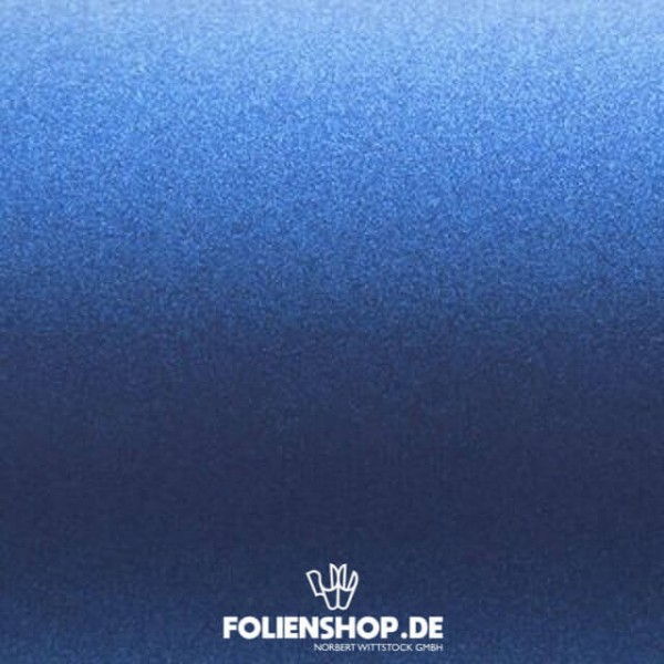 Avery Dennison® Supreme Wrapping Film | Matte Metallic Blue | AS9080001