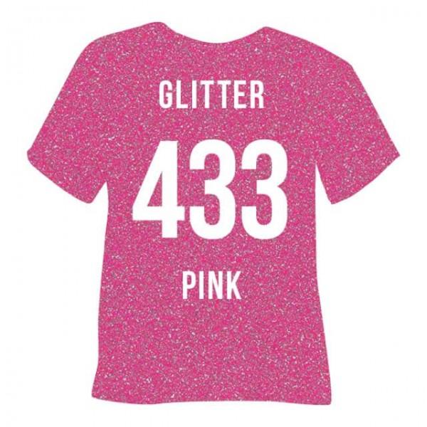 Poli-Flex Image 433 | Glitter Pink