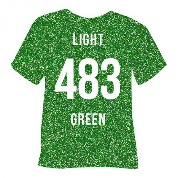 Poli-Flex Pearl Glitter 483 | Light Green