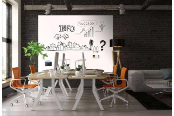 ASLAN® FF 550 FerroSoft Whiteboard