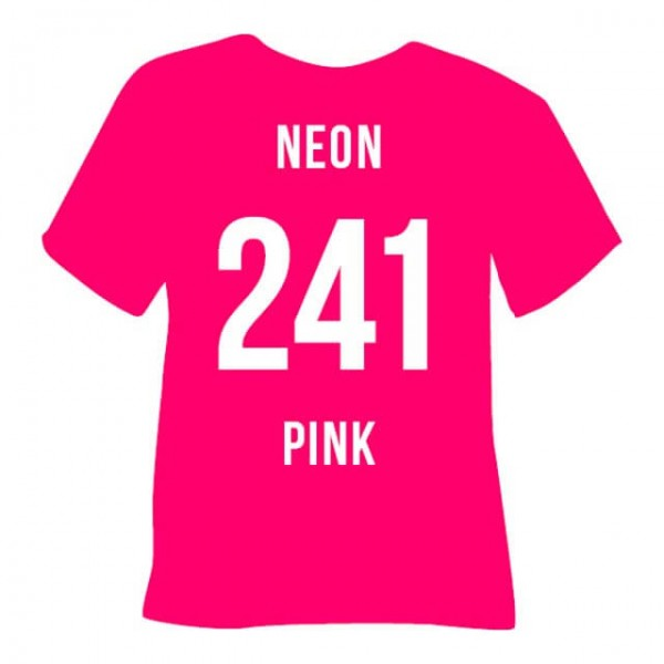 Tubitherm PLT Flock 241   Neon Pink